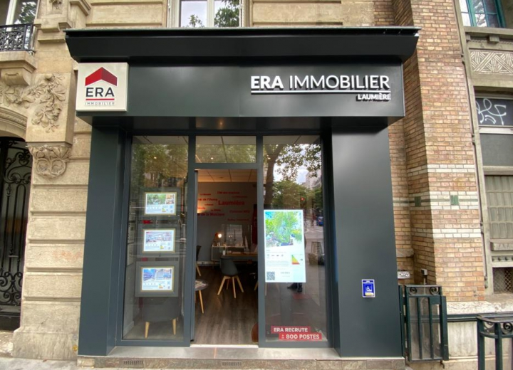ERA LAUMIERE - PARIS